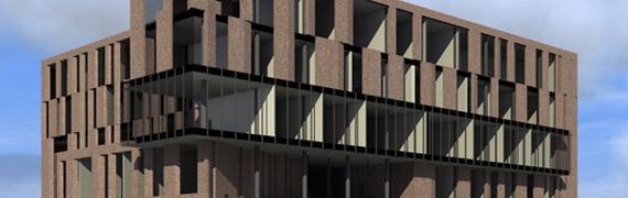 Budynek Centrum Dydaktyki i Nowych Mediów