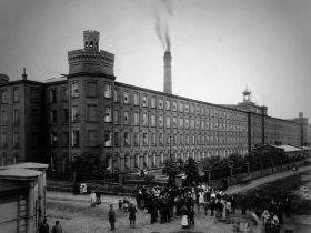 Fabryka Scheiblera na Ksieżym Młynie